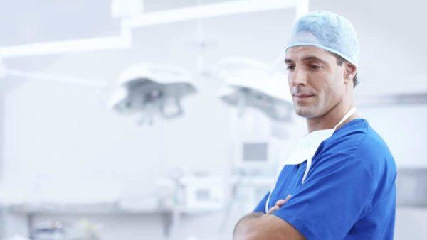 a thinking surgeon