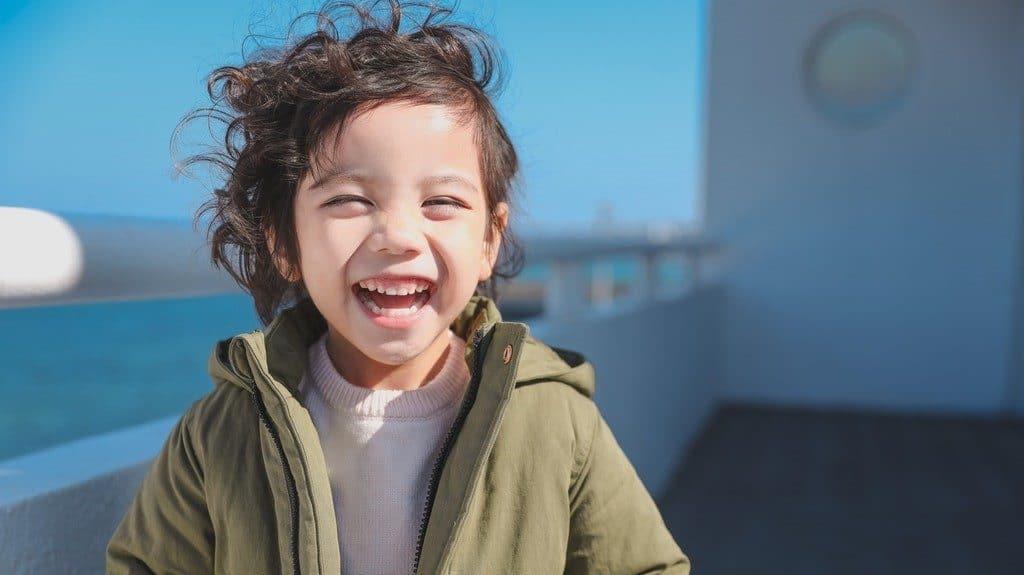adorable boy child